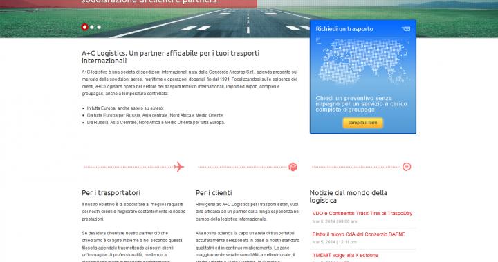 logistica internazionale trasporti e servizi doganali