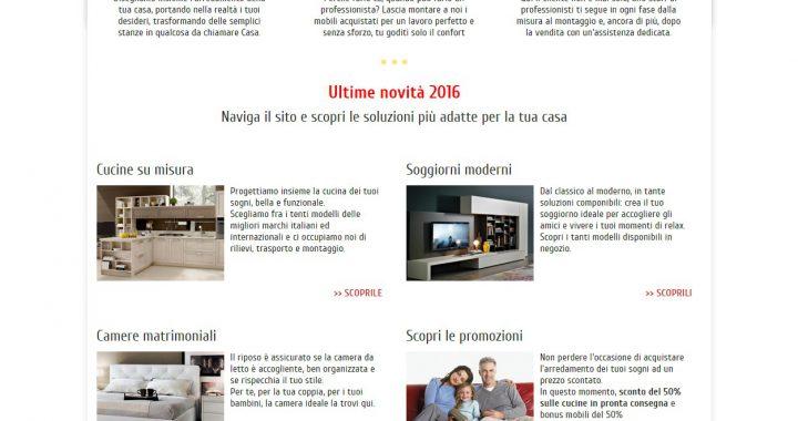 Realizzazione sito web Ristorante Brancaleone - Francesco Rulli ...