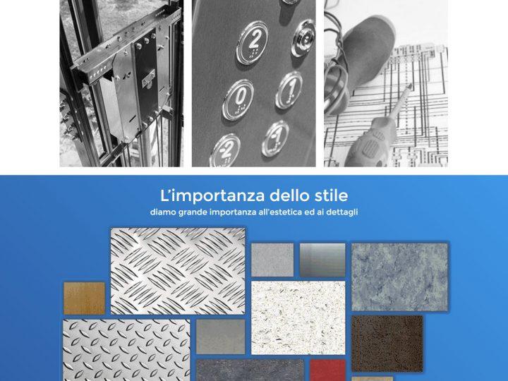 Vendita ascensori e montacarichi Pescara Collecorvino RAVER Ascensori
